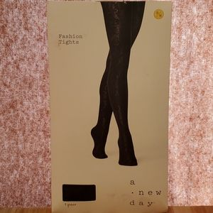 A new day fashion tights size S/M